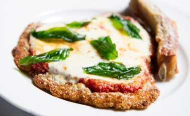 Rewriting Veal Parm history