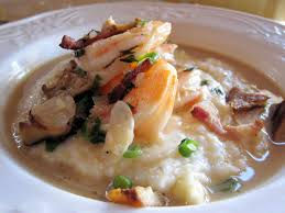 Le Petite Grocery - Gulf Shrimp and Grits