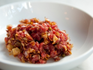 Estela - Beef Tartare