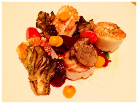Aldea - Dayboat Diver Scallops