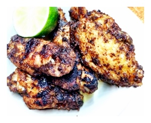 Ma Peche - Jerk Chicken WIngs