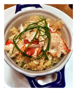 Ma Peche - Lobster Rice