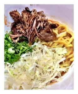 Ma Peche - Lamb Noodles