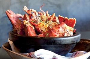 Little Sister - Salt and Pepper Lobster