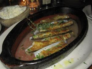 Peasant - Cannolicchi (Razor clams)
