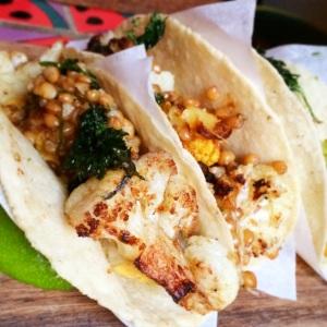 Salvation Taco - Cauliflower Curry
