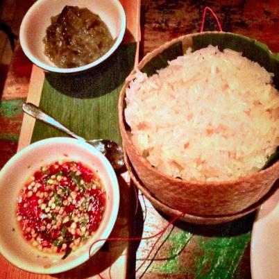 Khe-Yo - Sticky Rice