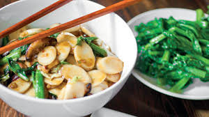 Mushroom Rice Cakes - Yunnan Kitchen