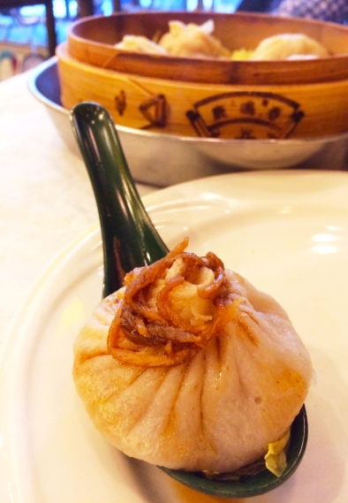 Pork Soup Dumplings with Vinegar sauce - Joe's Shanghai