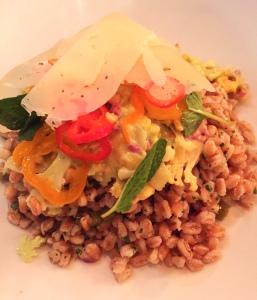 Farro Salad - Bestia