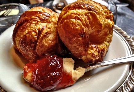 Croissants - Buvette