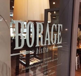 Borage Bistro