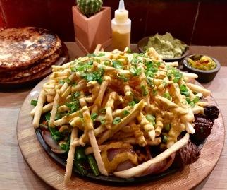 Beef Tenderloin Stir Fry, Llama Inn