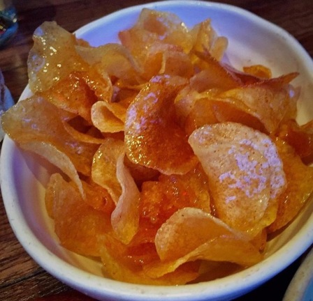 Honey Butter Chips, Oiji